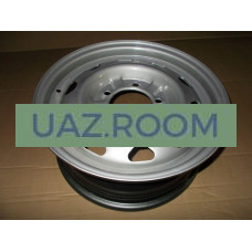 Колесный диск  УАЗ штатный 6.5x16