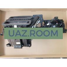Модуль  отопителя (кондиционера)  УАЗ Патриот (с 05.2012), комплектации БЕЗ доп. отопителя)