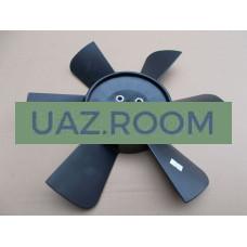 Вентилятор ГАЗель 3302, Соболь 2217 (крыльчатка, 6 лопастн.)