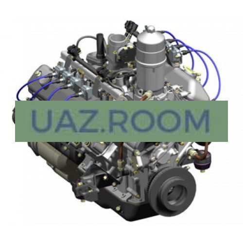 Двигатель  ЗМЗ-5245 АИ-92