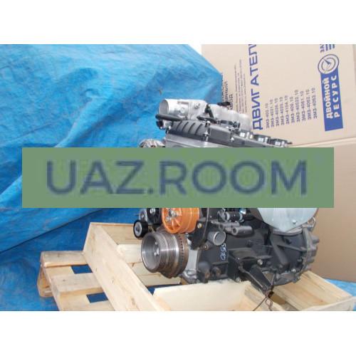 Двигатель  ЗМЗ-40905 АИ-92 УАЗ 2360 CARGO, Евро-4 (без ремня, без сцепления)