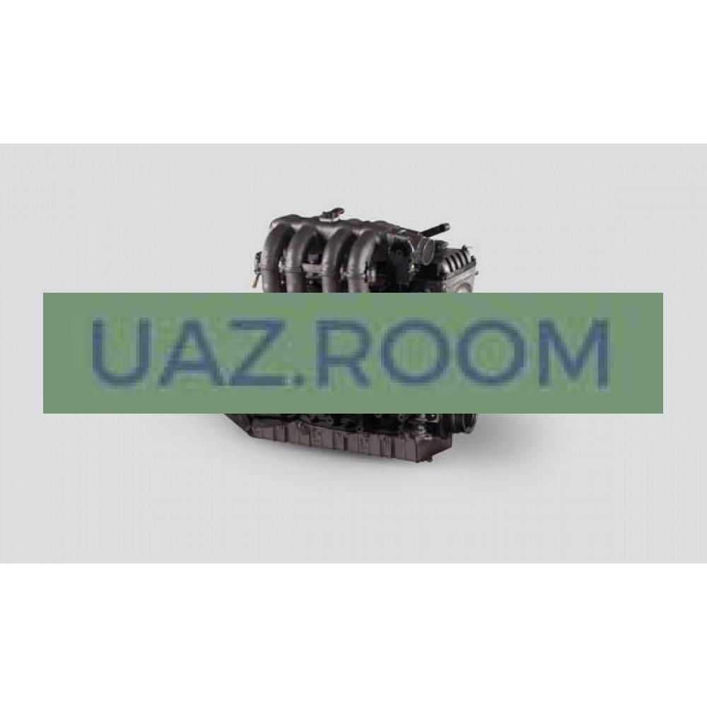 Двигатель  ЗМЗ-40905 АИ-92 УАЗ Патриот, Евро-4 (без кондиционера, электроРК DYMOS), компл.-105-05
