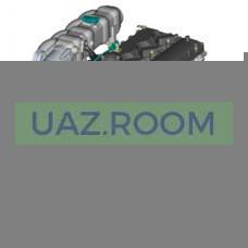 Двигатель  ЗМЗ-40905 АИ-92 УАЗ Патриот, Евро-4 (без кондиционера, РК УАЗ), компл.Classic