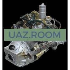 Двигатель  ЗМЗ-5231 АИ-92 ГАЗ-3308 САДКО, Евро-3 (под 5-ступ. КПП, АБС, предпусковой подогреватель)