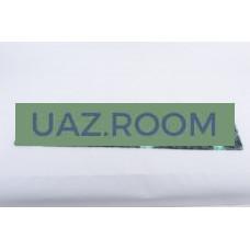 Коврик  задний УАЗ ПРОФИ 4*2 (236021) текстильный