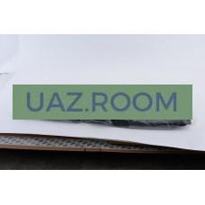 Шумоизоляция  пола переднего УАЗ ПРОФИ 4*4 (236022), покрытие текстильное