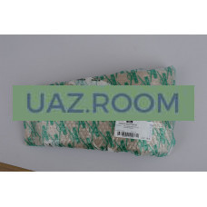 Облицовка  подставки ДВУХместного сиденья правая  УАЗ ПРОФИ 4*2 (236021)