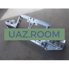 Панель  рамки радиатора  УАЗ ПРОФИ 236021