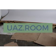 Перекладина  тента  УАЗ ПРОФИ 4*2 (236021) (дуга средняя)