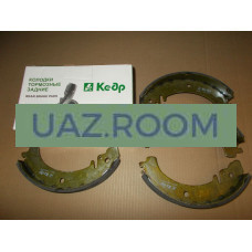 Колодка  тормозная задняя ВАЗ-2101-2107, ВАЗ 2121-2123, ИЖ-27175  (к-кт 4шт.)
