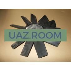 Гидромуфта (привода вентилятора) ГАЗель Бизнес дв.CUMMINS 2.8 В СБОРЕ с крыльчаткой 'ESPRA' **