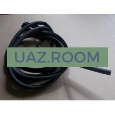 Уплотнитель  двери  УАЗ 452 кабинной (L=4,2 м) 'КВАРТ'