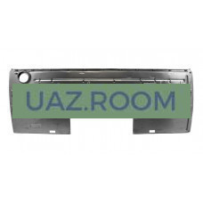 Панель  перегородки салона УАЗ 3962 нижняя