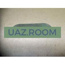 Пластина  регулировочная  подпятника  УАЗ Патриот с 2008 г.в. (задней распашной двери)