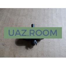 Держатель  гидротрубок тормозов (под 2 трубки, скоба крепления)  УАЗ Патриот