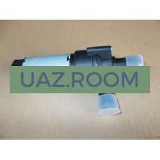 Мотор  отопителя салона  УАЗ Патриот 2008-09, PICKUP (2 конт., с насосом d18) 'Гольфстрим' **
