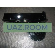 Отопитель  УАЗ 33036, 39094, 3962, 2206 (дв.ЗМЗ-4091 инжектор) с воздухозаборником  в сб. 'УАЗ'