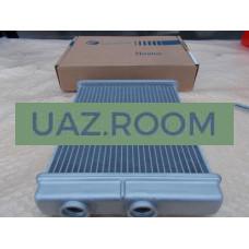 Радиатор  отопителя  УАЗ Патриот 06.2007-04.2012 'LUZAR' (аналог DELPHI)
