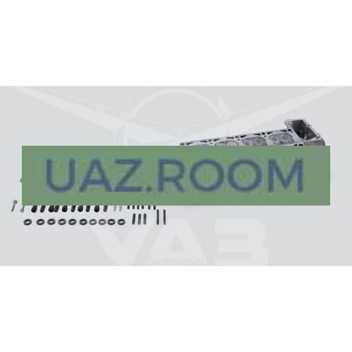 Головка  блока в сб.  УАЗ 409051, 409052 дв. ZMZ-PRO (Евро-5) бензин