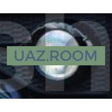 Фара  противотуманная  УАЗ Патриот РЕСТАЙЛИНГ-2017 (обвес 'GRAND Патриот') левая, прозрачное стекло
