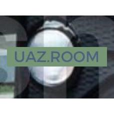 Фара  противотуманная  УАЗ Патриот РЕСТАЙЛИНГ-2017 (обвес 'GRAND Патриот') правая, прозрачное стекло