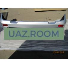 Бампер  УАЗ Патриот задний с 10.2014  окрашенный, цвет