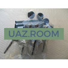 Клапан  впускной 406, 409 дв. (к-кт 8 шт., с маслосъемными колпачками) 'УАЗ' ОРИГИНАЛ