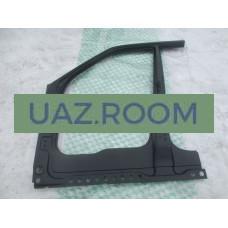 Проем двери  УАЗ Патриот, PICKUP, ПРОФИ передней левой (каркас боковины), грунтованный