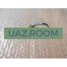 Ручка  двери  внутренняя  УАЗ 469 'ЛЮКС' (ХРОМ) без чашки