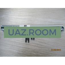 Щетка  стеклоочистителя  330 мм УАЗ Патриот, 3162 задней двери КАРКАСНАЯ (с переходниками) 'УАЗ'