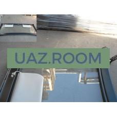 Рамка  ветрового стекла под крышу  УАЗ 3151, Хантер, 469 в сборе со стеклом