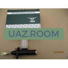 ГЦС  (цилиндр сцепления главный)  УАЗ 469, 3160, ГАЗ 31029 (с бачком) 'УАЗ' (С вилкой)
