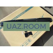Козырек  солнцезащитный  УАЗ Хантер (узор 3-х видов) с крепежом