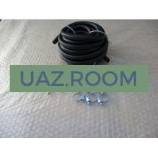 Комплект для вывода сапунов УАЗ универсальный (УЛЬЯНОВСК)
