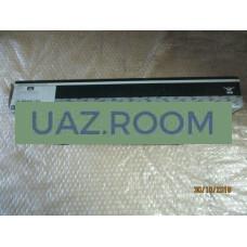 Гофра  воздушного фильтра  УАЗ 452 дв.4091, Хантер (соединительная)