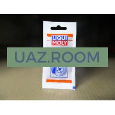 Паста  смазочная для направляющих тормозных дисков 'УАЗ' (LIQUI MOLY), притирочная 10 гр.