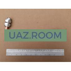 Трубка  выпускная фильтра масляного ГАЗ 53, 3307
