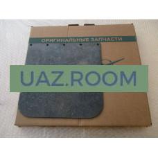 Брызговик  резиновый (фартук) УАЗ 452, ПРОФИ задний 300*300 (1 шт.)