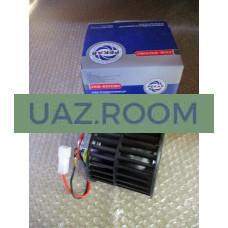 Мотор  отопителя ВАЗ 2108-21099, 2113-2115, 2110-2112 (до 2003), ИЖ, В СБОРЕ с крыльчаткой