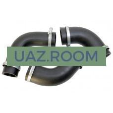 Патрубки  радиатора  УАЗ 452, 469 дв.4178 (к-кт из 3-х шт. с хомутами) EPDM-каучук 'MetalPart'
