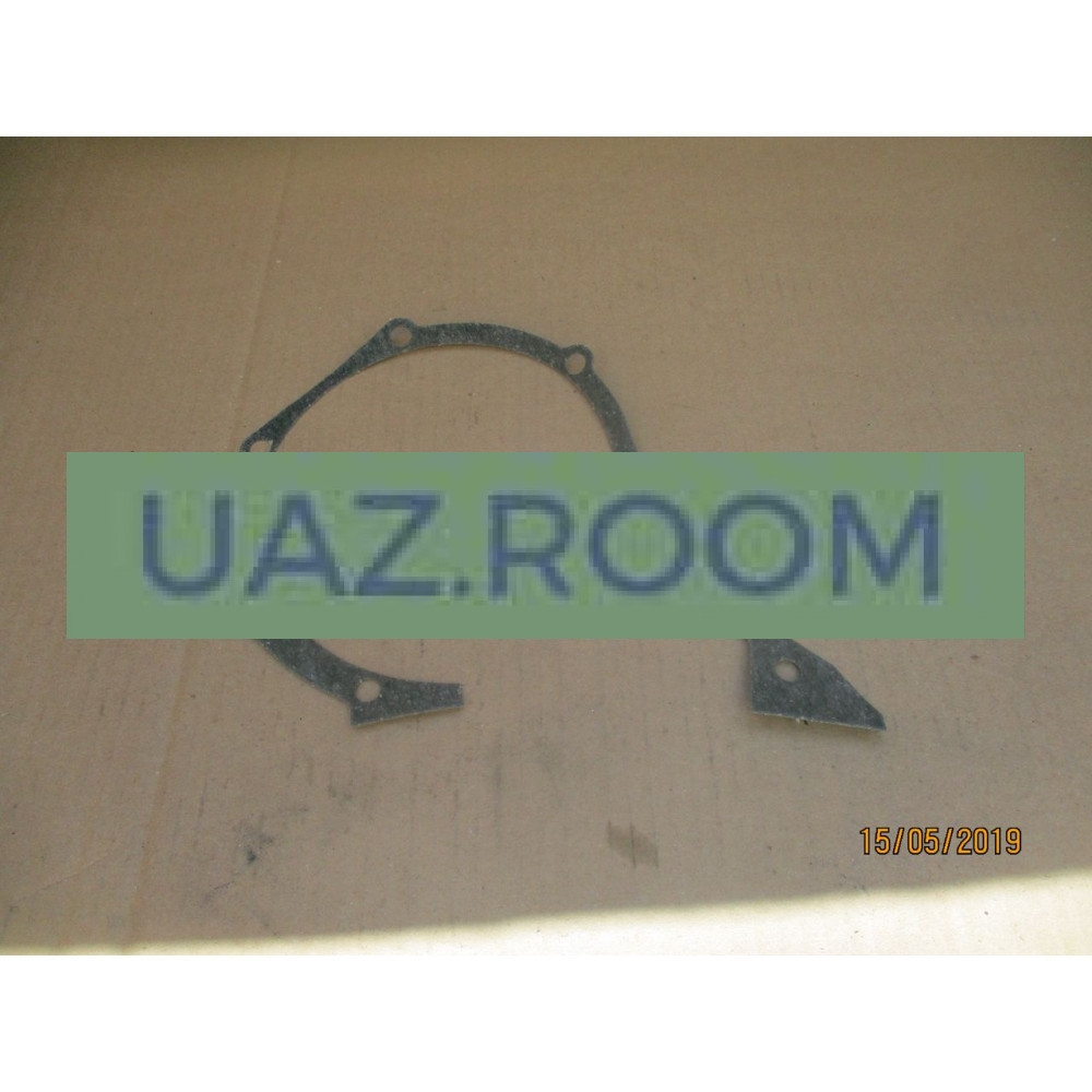 Прокладка  передней крышки блока цилиндров УАЗ дв.УМЗ, ГАЗель дв.4215, 4216