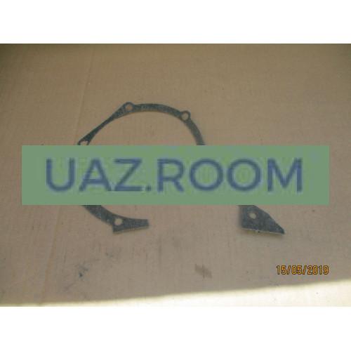Прокладка  передней крышки блока цилиндров УАЗ дв.УМЗ, ГАЗель дв.4215, 4216 'УМЗ' (ГАЗ)