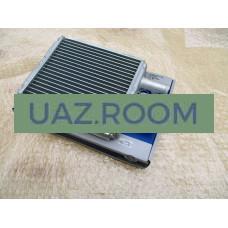 Радиатор  отопителя ВАЗ 2170-2172 (Приора) с кондиционером Halla АЛЮМИНИЙ ДВУХрядный 'ПЕКАР'