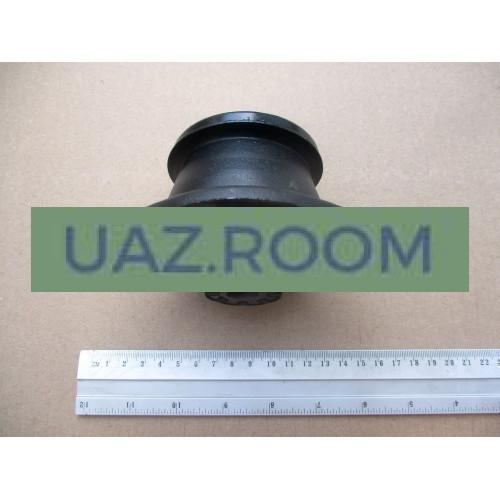Подушка  двигателя  УАЗ Патриот(дв.409, 51432, IVECO), Хантер (дв.409, 514), 316Х ЗАДНЯЯ 'УАЗ' в уп.