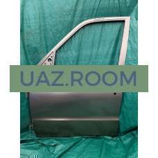 Дверь  УАЗ ПРОФИ (под зеркало 2360-8201061-20