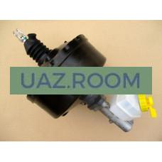 Блок  главного тормозного цилиндра с ВУ  УАЗ 2206, 3962 с АБС