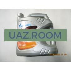 МАСЛО МОТОРНОЕ Gazpromneft Premium N 5W-40 4л (синтетика)