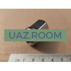Гайка  М14х1,5 колесная  УАЗ (для легкосплавного диска, закрытая 32 мм, под ключ 19) 1 ШТ.