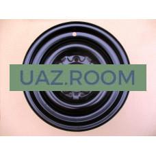 Колесный диск  УАЗ штатный 6.0x15