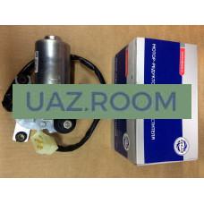 Мотор  стеклоочистителя ВАЗ 1111, 2104, 2108, 2109, 21099 (колодка 3 контакта) 'ПЕКАР'